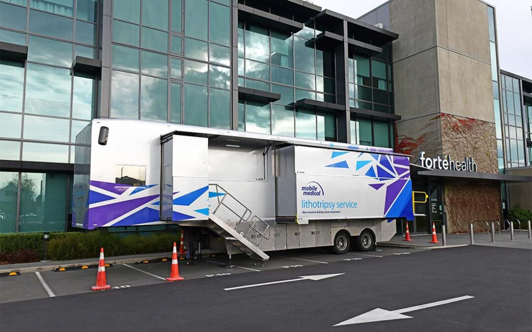 New Mobile Lithotripsy Unit launched